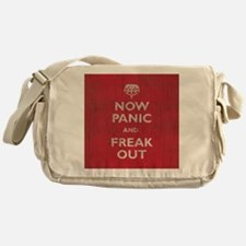 VintageNow Messenger Bag