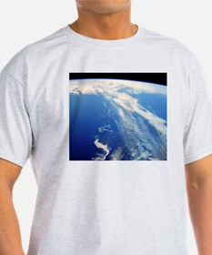 Jet stream clouds T-Shirt