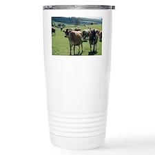 Jersey cows Travel Mug