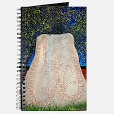 Jarvsta rune stone Journal
