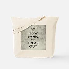 Vintage Now Tote Bag