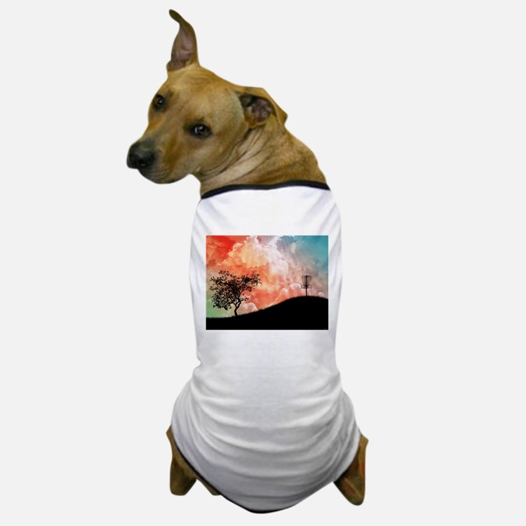 Basket On A Hill Dog T-Shirt