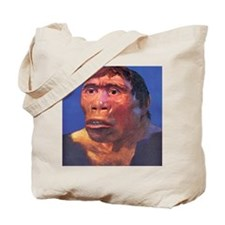 Java Man reconstruction Tote Bag