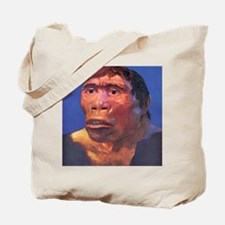 Java Man reconstruction Tote Bag