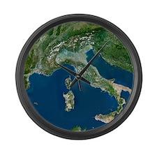 Italy Large Wall Clock