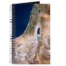 Israel, satellite image Journal