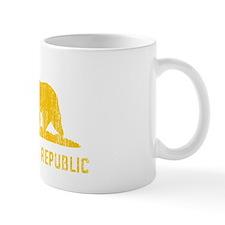 Vintage California Republic Mug