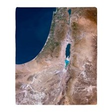 Israel Throw Blanket