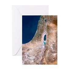 Israel Greeting Card