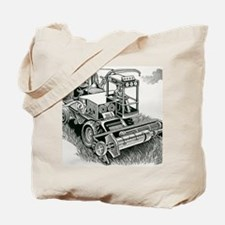 Industrial farming Tote Bag
