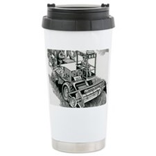 Industrial farming Travel Mug