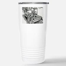 Industrial farming Travel Mug