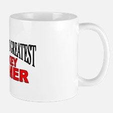 """The World's Greatest Turkey Farmer"" Mug"