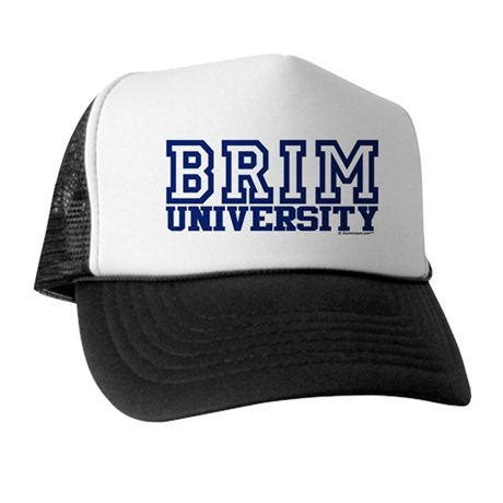 BRIM University Trucker Hat