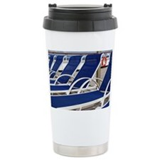 Deck Chairs Travel Mug