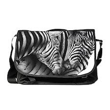 Zebras Wall Decal Messenger Bag