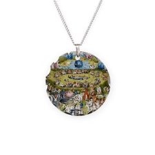The Garden of Earthly Deligh Necklace