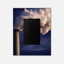 Industrial air pollution Picture Frame