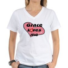 grace loves me Shirt