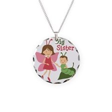 Big Sister Butterfly Necklace