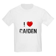 I * Caiden Kids T-Shirt