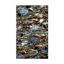 Mylonite mineral, light microg Decal