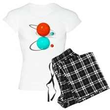 Hydrogen and antihydrogen,  Pajamas
