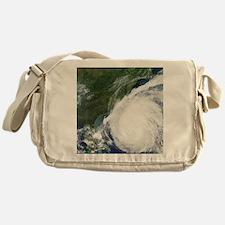 Hurricane Isabel, 17th September 200 Messenger Bag