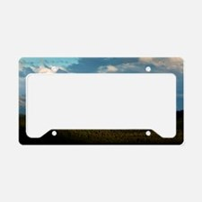 Mount Edith Cavell, Canada License Plate Holder