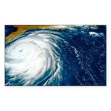 Hurricane Floyd Decal