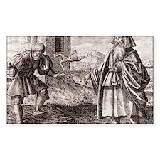 Morienus the Greek and Khalid  Decal