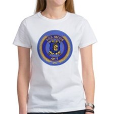 uss hector patch transparent Tee