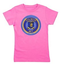 uss hector patch transparent Girl's Tee