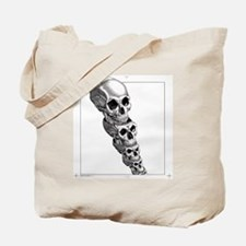 Human evolution, artwork Tote Bag