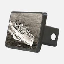 uss hector large framed pr Hitch Cover
