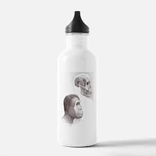 Homo rudolfensis Water Bottle