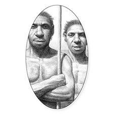 Homo heidelbergensis Decal