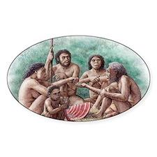 Homo georgicus family Decal