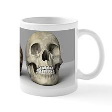 Homo floresiensis skull Mug