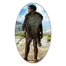Homo erectus, artwork Decal