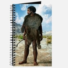 Homo erectus, artwork Journal