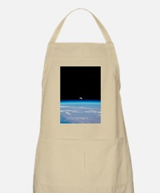 Moonrise over Earth Apron