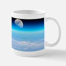 Moonrise over Earth Mug