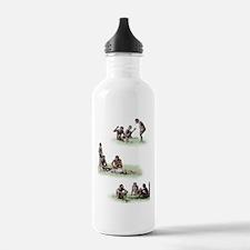Homo ergaster behaviou Water Bottle