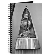 Model of Sputnik 2 Journal