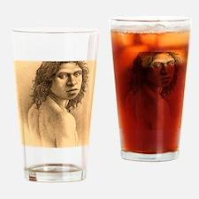 Homo antecessor Drinking Glass