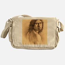 Homo antecessor Messenger Bag