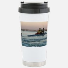 uss helena large framed print Travel Mug