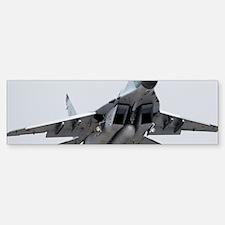 MiG-29 fighter jet Bumper Bumper Sticker