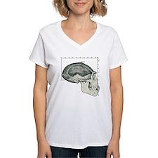 Homo erectus skull Shirt
